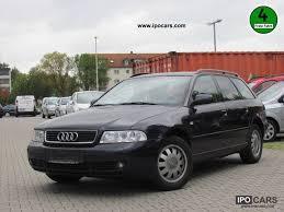 audi a4 avant automatic 1999 audi a4 avant 1 6 klimaautomatik car photo and specs