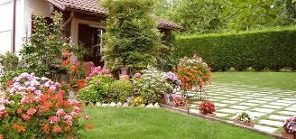 immagini di giardini fioriti addetto alla realizzazione e manutenzione di giardini r m