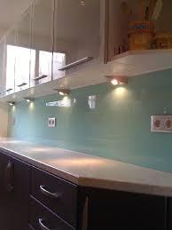 crédences de cuisine en verre laqué sur mesures réalisations crédence de cuisine professionnel du verre laqué sur