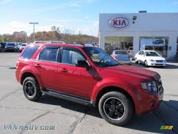 Ford Escape Horsepower - 2009 ford escape xlt sport 4wd in sangria red metallic c39809