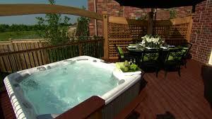 building a tub deck video diy