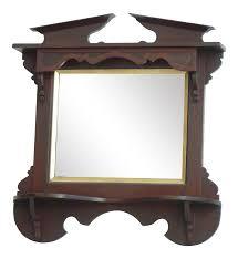 Entry Shelf 19th C Crown Design Entry Shelf Chairish