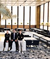 can the new four seasons be a food destination