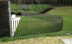 satisfactory sample of garden fence model of pool fence for sale