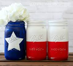 Mason Jar Bathroom Storage by Texas Flag Mason Jar Mason Jar Crafts Love