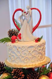 wedding wednesday u2013 our christmas wedding cake u0026 mustang grooms