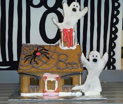 Halloween Haunted House Cake Halloween Gingerbread House Ikea Hackers Ikea Hackers