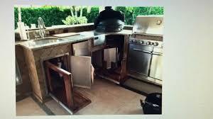 Outdoor Kitchen Frisco Outdoor Kitchen Build Part 3 Youtube
