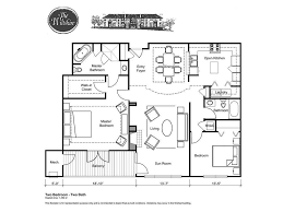 Lenox Floor Plan 3047 Lenox Road Ne 1201 Atlanta Ga 30324 Harry Norman