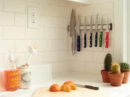 kitchen design modern magnetic knife holder inspiration for your