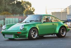 porsche 911 viper green 1975 porsche 3 0 rs tribute for sale the motoring enthusiast