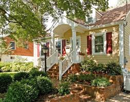 updating your exterior home with autumn inspired colors small