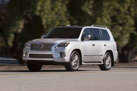 lexus model meaning 2015 lexus lx 570 first test motor trend