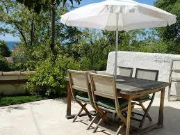 terrasses et jardin petite maison vue mer avec parking terrasse et jardin l u0027estaque