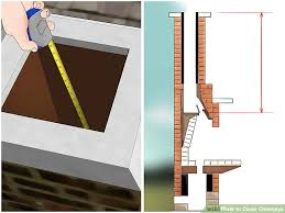 How To Clean Fireplace Chimney by 4 Ways To Clean Chimneys Wikihow