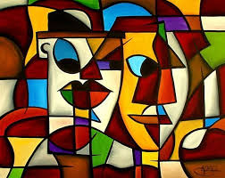 cubism colours pablo picasso and cubism search spain