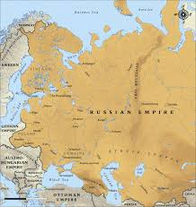 russia map after division map of the russian empire in 1914 nzhistory new zealand history