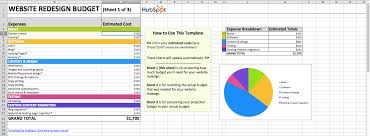 free budgets templates how to manage your entire marketing budget free budget planning