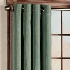 Blackout Drapes Canvas Blackout Grommet Curtain Panels