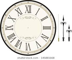 printable antique clock faces clock face images stock photos vectors shutterstock