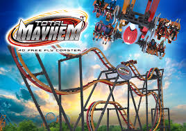 Six Flags Great Adventure Reviews Total Mayhem Coming To Six Flags Great Adventure In 2016