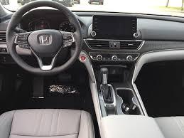 honda accord 2018 new honda accord sedan ex l 2 0t automatic at spring branch