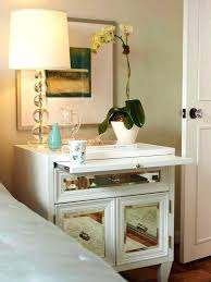 Nightstands With Mirrored Drawers Home Goods Mirrored Nightstands Mirrored Nightstand Home Goods