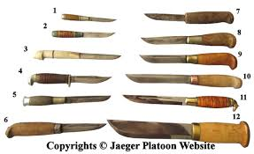 Knife Designs by Know Your Knives The Finnish Puukko The Truth About Knives