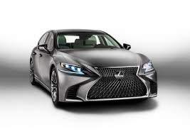 lexus sports car white 2018 lexus ls sports twin turbo v6 415 hp and 10 speed auto at naias