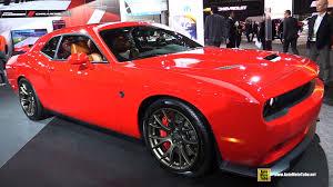 Dodge Challenger Interior - 2015 dodge challenger srt hellcat exterior and interior