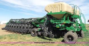 Great Plains Planter by Great Plains Yp2425 Twin Row No Till Planter Item L6522