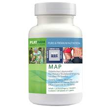 master amino acid pattern purium map 120 tablets