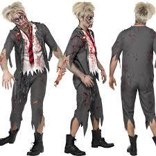 Fake Blood Halloween Costume Zombie Fancy Dress Costume Halloween Undead