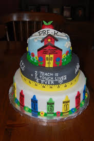 121 best cakes for education staff images on pinterest cakes