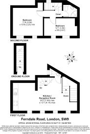 Brixton Academy Floor Plan by 2 Bedroom Flat For Sale In Ferndale Road Brixton Sw9 Sw9