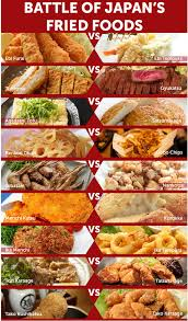 battle of the best japanese fried foods let u0027s experience japan