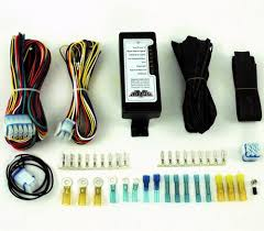complete ultima led electronic wire wiring system harness kit