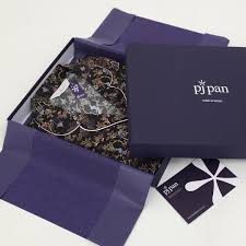 luxury gift wrap gift wrapping luxury nightwear pj pan