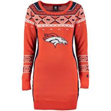 light up ugly christmas sweater dress denver broncos ugly sweaters light up sweaters holiday christmas