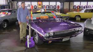 Dodge Challenger Convertible - 1970 dodge challenger r t convertible youtube