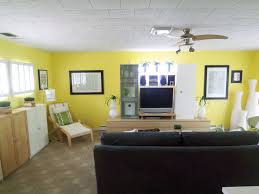Yellow Living Room by Interior Designs December 2010