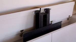 nexus tv lift system youtube