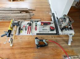 how to repair and patch hardwood flooring renovated