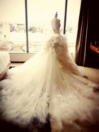 backside wedding dress for s reception bandung jawa barat