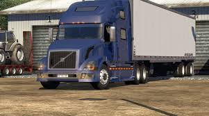 used volvo semi trucks for sale volvo vnl 780 on american truck simulator american truck