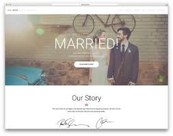 wedding websites 20 best wedding events marriage themes 2018 colorlib