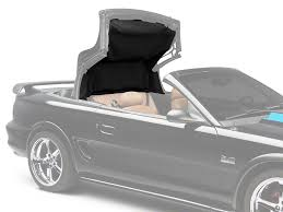 01 mustang convertible top opr mustang headliner black 95038 94 98 convertible free
