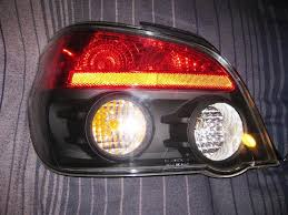 Tail Light Out 06 07 Blacked Out Tail Lights I Club