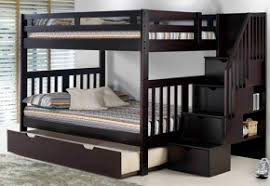 Bunk Beds Childrens Beds Bedroom Furniture In Acton MA - Full over full bunk bed with trundle