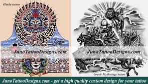 haida tattoo sleeve greek mythology tattoo arm how to create a
